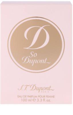 S.T. Dupont So Dupont eau de parfum para mujer 4