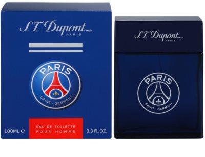 S.T. Dupont Paris Saint Germain Eau de Toilette für Herren
