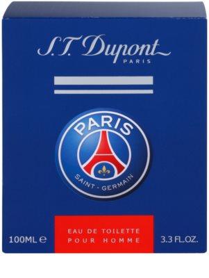 S.T. Dupont Paris Saint Germain Eau de Toilette für Herren 4