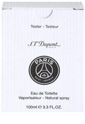 S.T. Dupont Paris Saint Germain toaletní voda tester pro muže 1