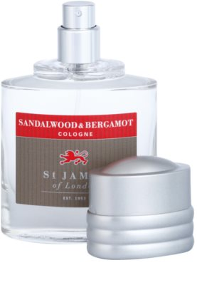 St. James Of London Sandalwood & Bergamot одеколон за мъже 4