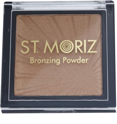 St. Moriz Face pó bronzeador