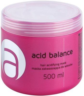 Stapiz Acid Balance maska za barvane in poškodovane lase