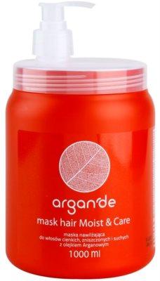 Stapiz Argan'de Moist&Care Maske für trockenes und beschädigtes Haar