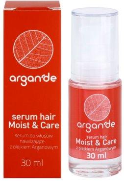 Stapiz Argan'de Moist&Care sérum nutritivo para todo tipo de cabello 1