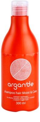 Stapiz Argan'de Moist&Care champú para uso diario