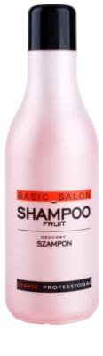 Stapiz Basic Salon Fruity champú para uso diario