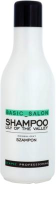 Stapiz Basic Salon Lily of the Valley Shampoo für alle Haartypen