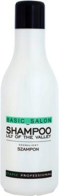 Stapiz Basic Salon Lily of the Valley шампунь для всіх типів волосся