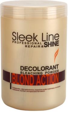 Stapiz Sleek Line Blond Action polvos aclarantes