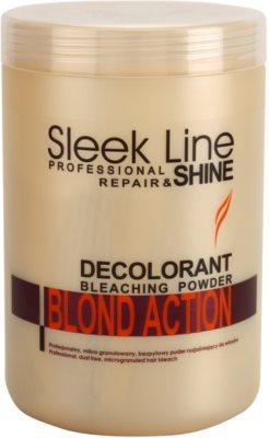 Stapiz Sleek Line Blond Action pudra decoloranta