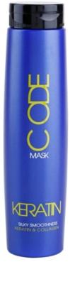 Stapiz Keratin Code masca regeneratoare pentru par uscat si deteriorat
