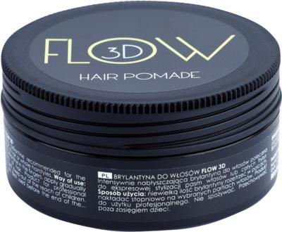 Stapiz Flow 3D pomada para dar definición y mantener la forma