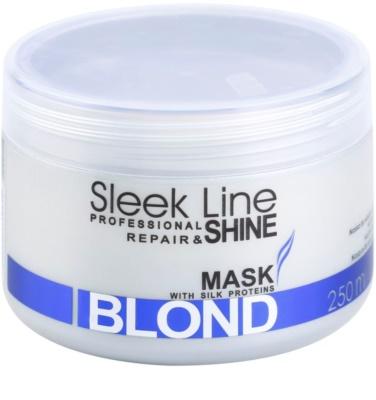 Stapiz Sleek Line Blond маска  за руса и сива коса
