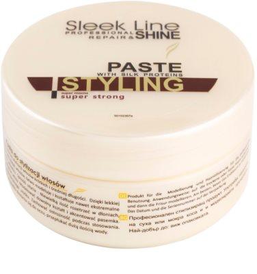 Stapiz Sleek Line Styling stiling pasta ekstra močno utrjevanje