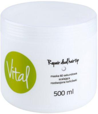 Stapiz Vital възстановяваща маска за увредена коса