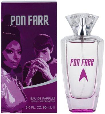 Star Trek Pon Farr Eau de Parfum para mulheres