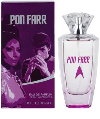 Star Trek Pon Farr parfumska voda za ženske