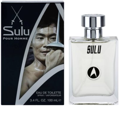 Star Trek Sulu eau de toilette férfiaknak
