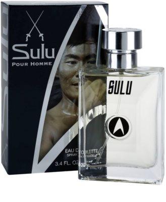 Star Trek Sulu eau de toilette férfiaknak 1