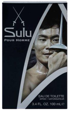 Star Trek Sulu eau de toilette férfiaknak 4
