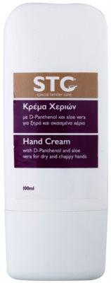 STC Body crema de manos para pieles secas y agrietadas