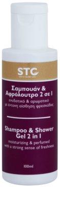 STC Body champú y gel de ducha 2 en 1