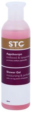 STC Body gel de ducha hidratante