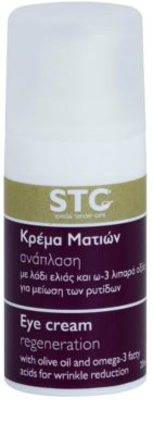 STC Face krem regenerujący pod oczy przeciw zmarszczkom