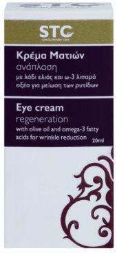 STC Face creme regenerador para os olhos antirrugas 3
