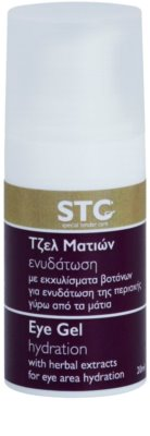 STC Face gel hidratante para o contorno dos olhos