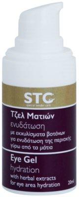 STC Face Feuchtigkeitsgel für die Augenpartien 1