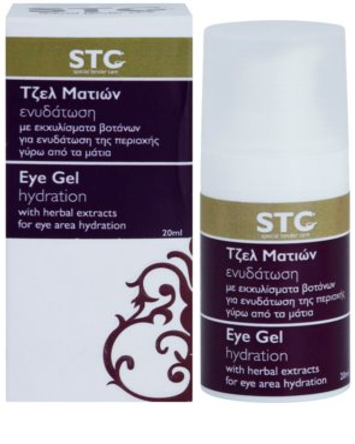 STC Face Feuchtigkeitsgel für die Augenpartien 2