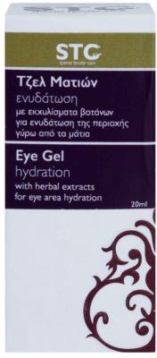 STC Face Feuchtigkeitsgel für die Augenpartien 3