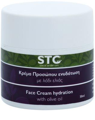 STC Face hydratační pleťový krém s olivovým olejem