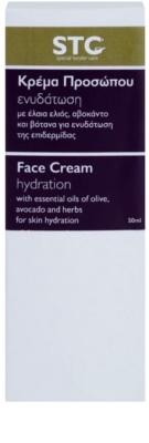STC Face hydratisierende und beruhigende Creme für fettige und problematische Haut 3