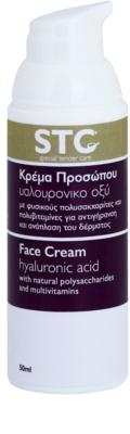 STC Face fiatalító arckrém hialuronsavval 1