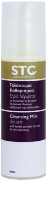 STC Face čisticí mléko pro suchou pleť