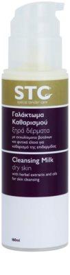 STC Face čistilni losjon za suho kožo 1