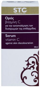 STC Face sérum facial com vitamina C 3
