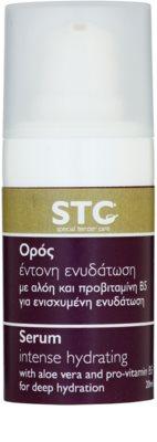STC Face сироватка для інтенсивного зволоження