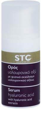 STC Face sérum com ácido hialurônico com ácido hialurónico