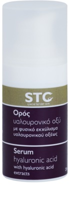STC Face sérum s kyselinou hyaluronovou