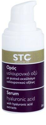 STC Face szérum hialuronsavval 1