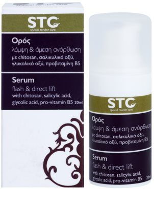 STC Face Lifting-Serum mit Sofort-Effekt 2