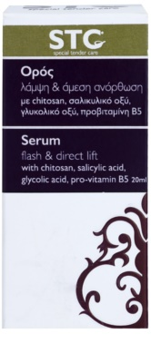 STC Face Lifting-Serum mit Sofort-Effekt 3