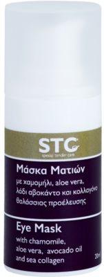 STC Face mascarilla hidratante y calmante para ojos