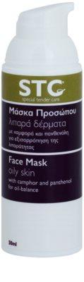 STC Face maszk az aknéra hajlamos zsíros bőrre 1