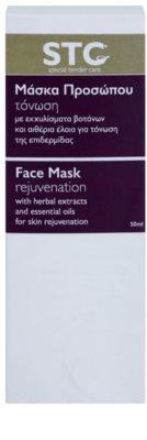 STC Face omladzujúca maska na tvár, krk a dekolt 3