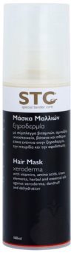 STC Hair hydratační maska na vlasy proti lupům